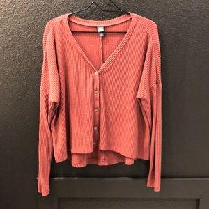 Super cute Wild Fable knit shirt!